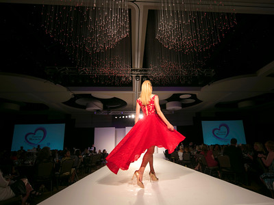 Colleyville Woman's Club Fashion Show 2017