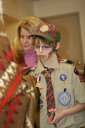 Cub Scout Banquet Feb 17 2006