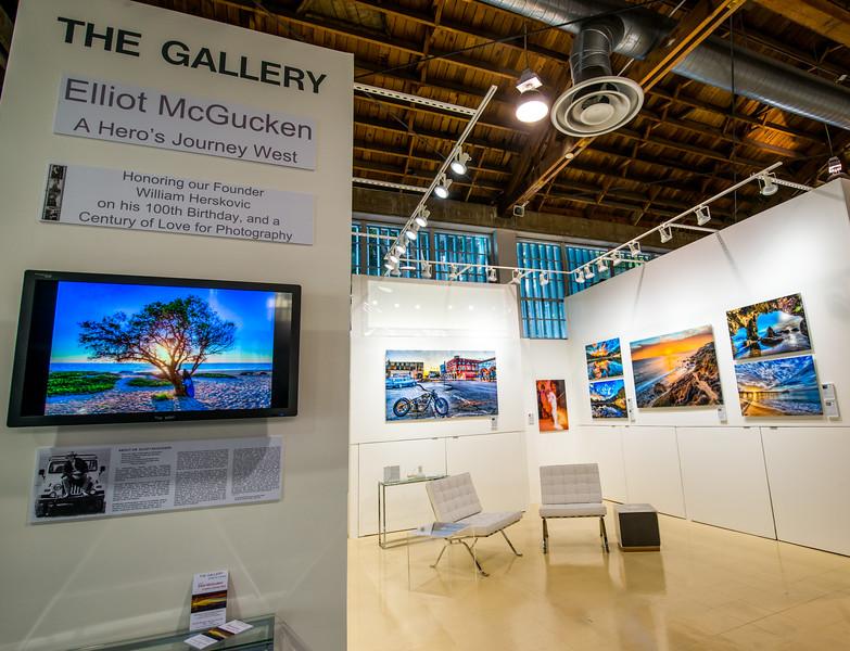 Nikon D800E Photos of Dr. Elliot McGucken's Fine Art Los Angeles Gallery Show!  Nikon D800E Fine Art Landscapes, Seascapes, and More!