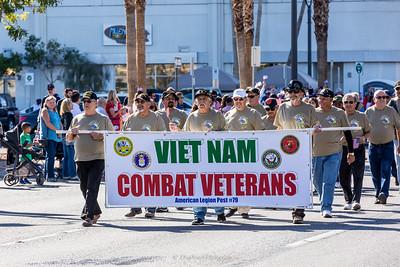 Veterans Day Parade 2017 - Las Vegas