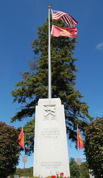 Ipswich, MA Fire Memorial