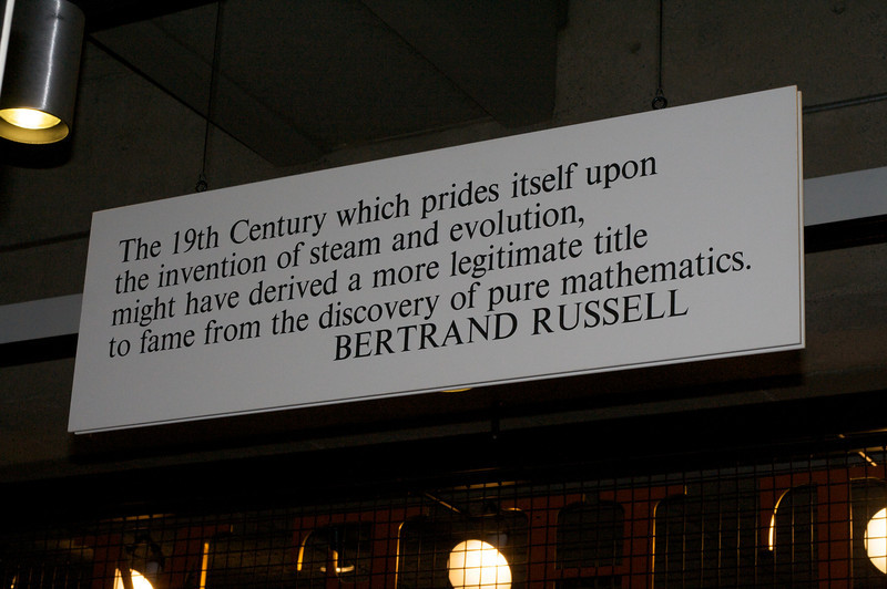 Math Quotes and Typography
