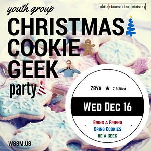 78yg CHRISTMAS PARTY (dec 2015)