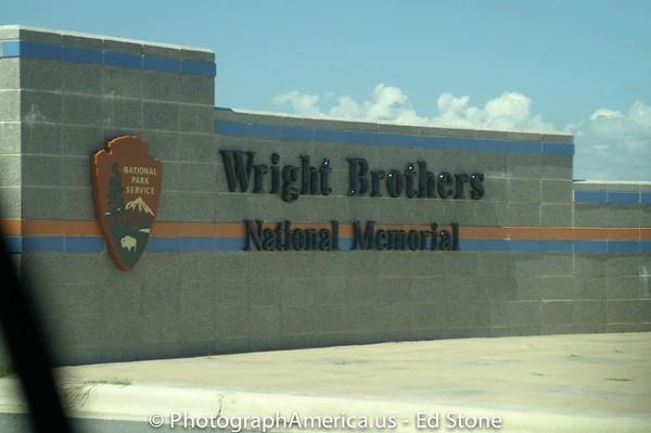 North Carolina - Writght Brothers (Kitty Hawk)