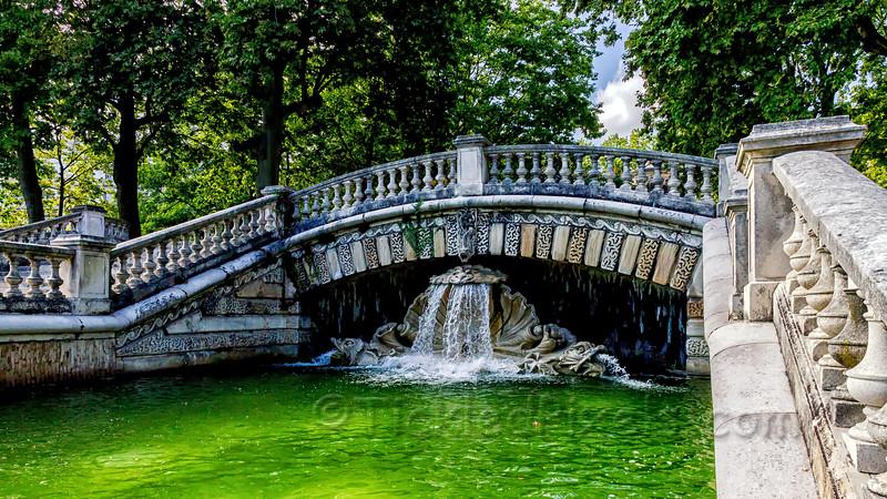 Mossel Fountain