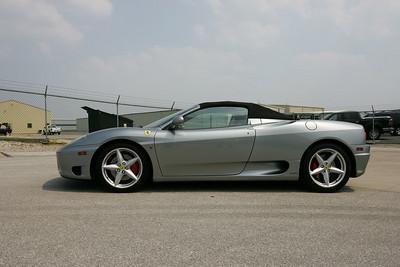 Ferrari F360 spyder