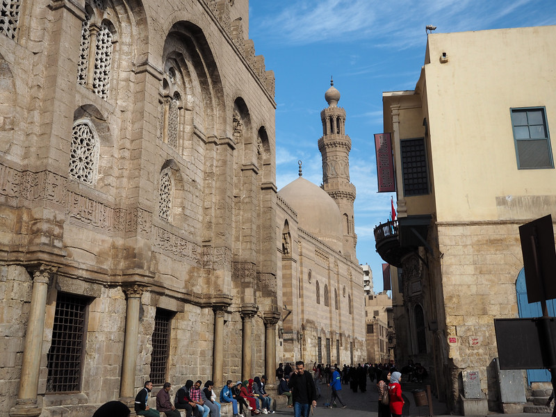 Mosques in Islamic Cairo