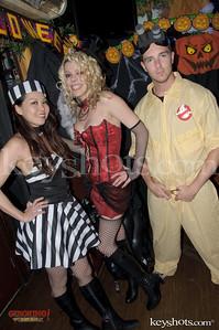 Geronimo Shot Bar Halloween 2010