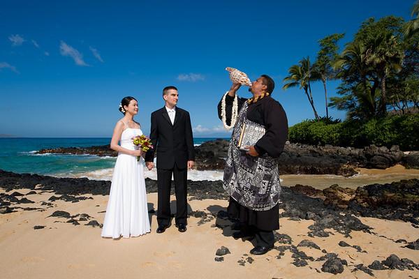 Maui Hawaii Wedding Photography of Irwin 03.25.08