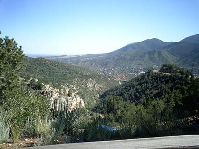 Colorado Springs and Manitou Springs