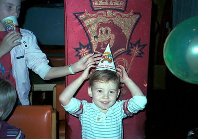 Paul's 3rd Bday 1985