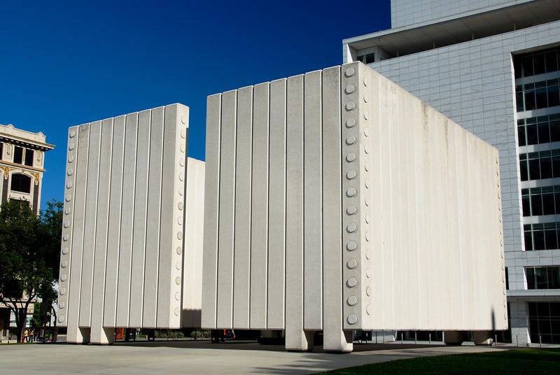John F. Kennedy Memorial - Dallas Texas