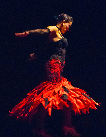 SPAIN - Barcelona - Flamenco