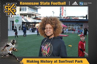 KSU vs Jacksonville State at Suntrust Park-11/17/2018