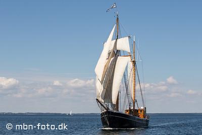 Fyn Rundt For Bevaringsværdige Sejlskibe 26/07 2017