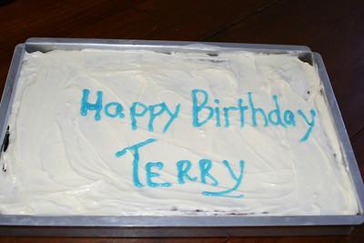 Terry's Birthday party