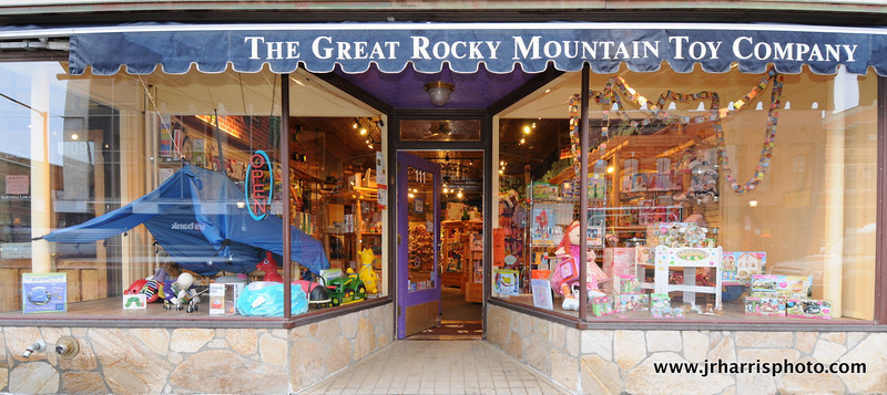 The Great Rocky Mountain Toy Company