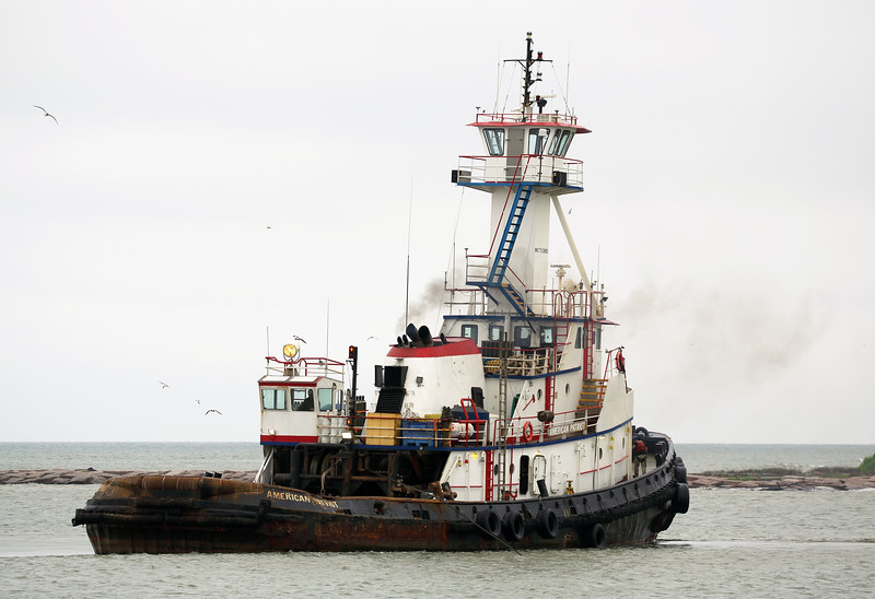 The tugboat, American Patriot