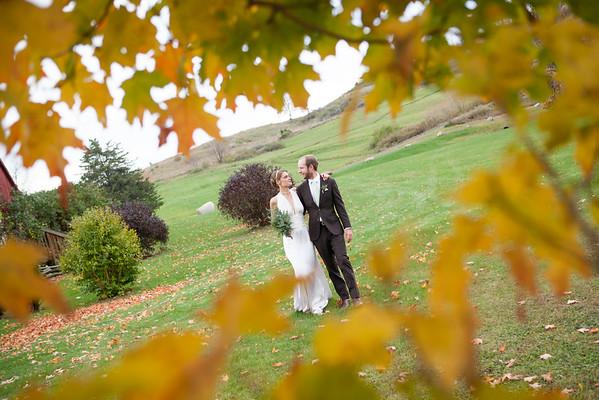 Freeland-Stewart Wedding
