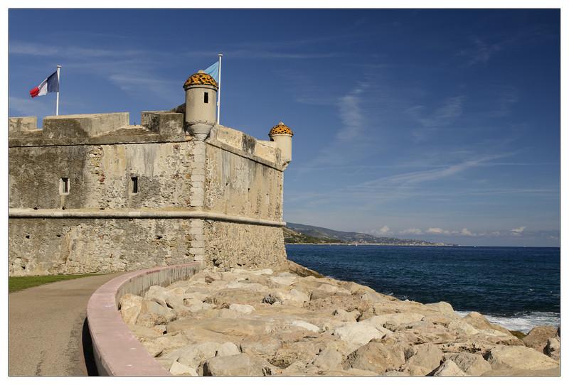 Menton fortress
