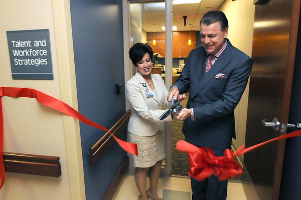 HR ribbon cutting