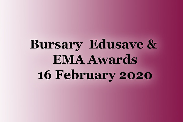 021620  Bursary Edusave EMA Awards 2020