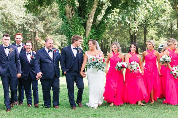 Drew + Laura Bryn | Wildberry Farm Wedding