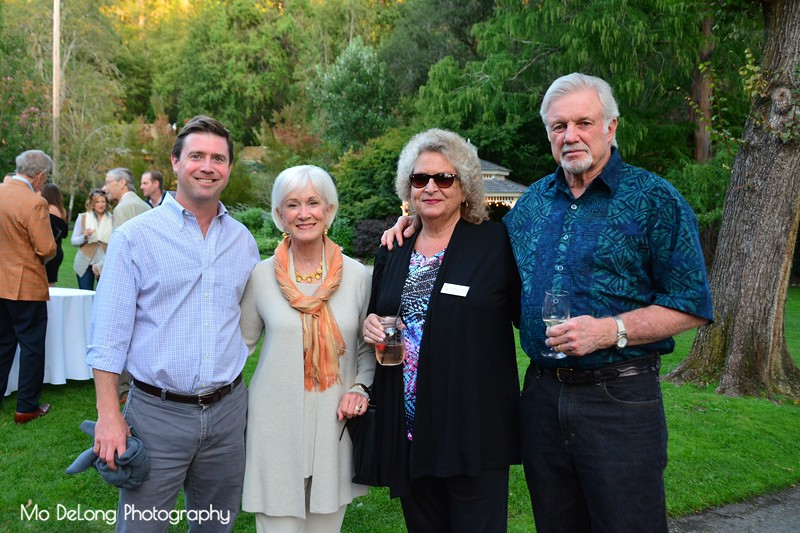 Andy Smith, Diane Doodha, Nanette and Bill Londeree