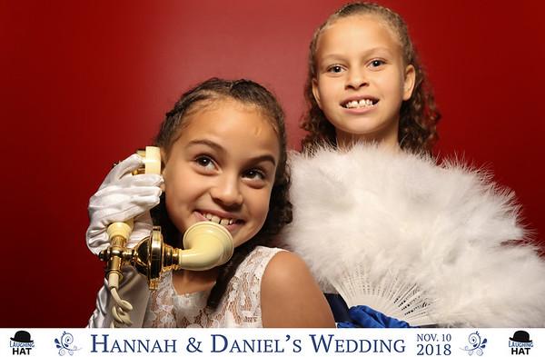 Hannah & Daniel's Wedding