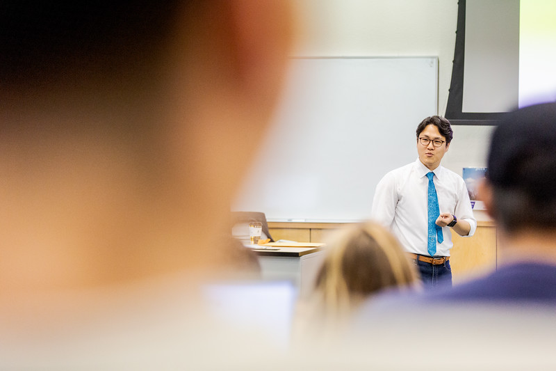 TAMU-CC Engineering Lecture