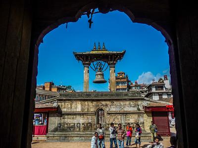 Patan Square, Kathmandu Valley, Nepal