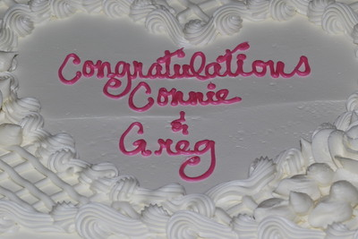 Connie and Greg's Wedding