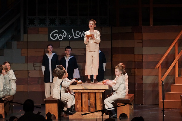 Colchester Community Theater - Oliver (2020)