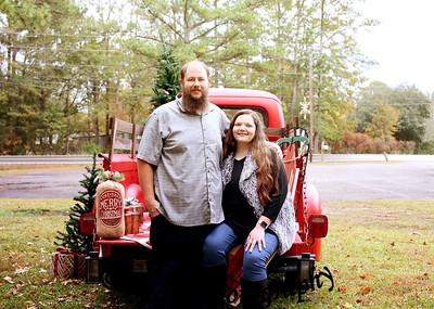 Burbage Family Christmas