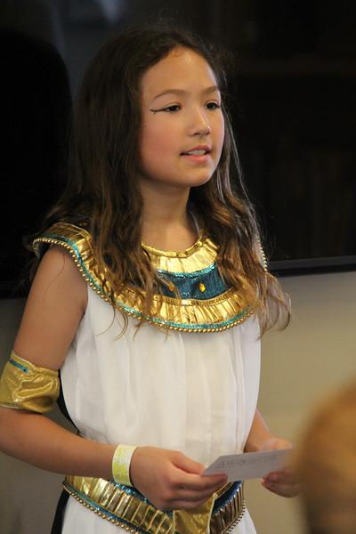 Grade 4: Egypt Fair