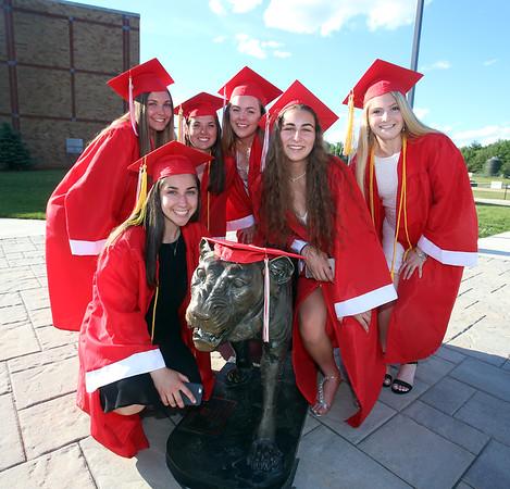 Tyngsboro High graduation 060719