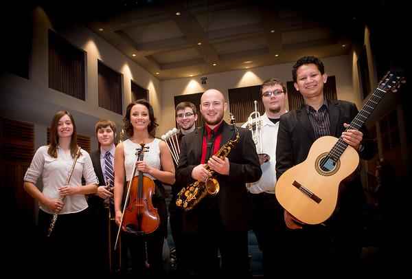 2014 president's recital performers