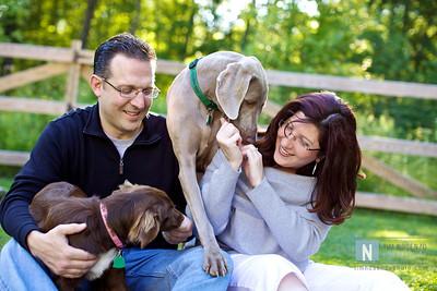 LeeAnn + Bob :: Engagement :: Washington, CT