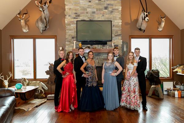 2018-2019 AHS Senior Prom