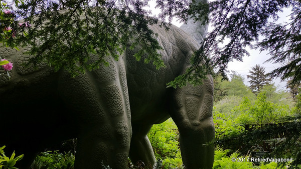 Prehistoric Gardens - Port Orford