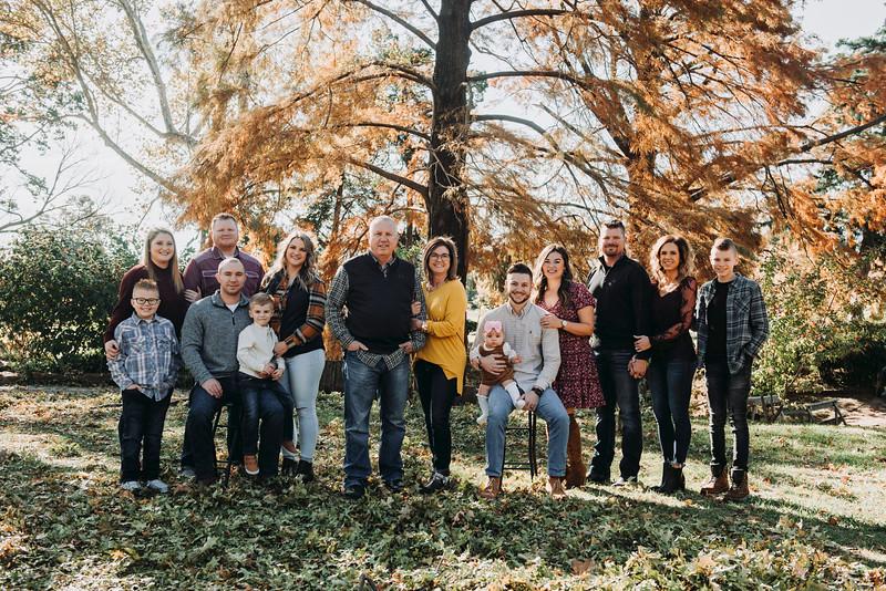 Teel Family 2020