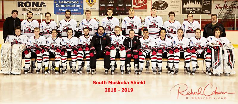2018-01-17 South Muskoka Shield Team Photos