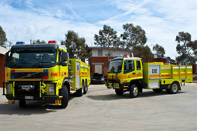 ACT Fire Service Stations & Appliances