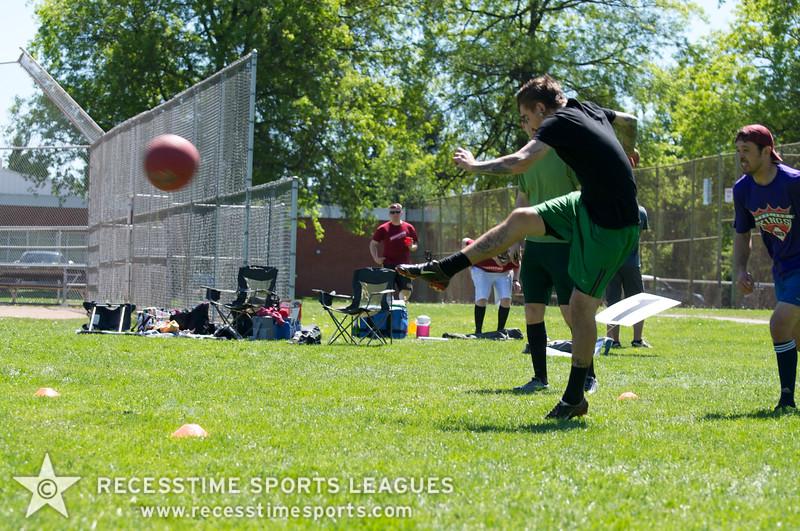 Recesstime Sports Leagues Portland Kickball Spring 2013 Dodgeball Bowling Ping Pong Mushball - 137