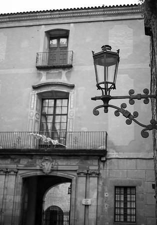 Lanterns in Barcelona