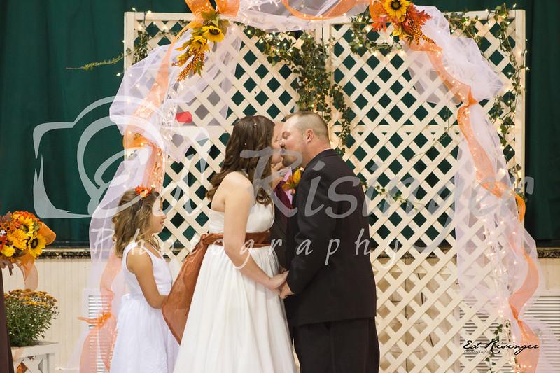 AJ and Casey Ellis - Wedding
