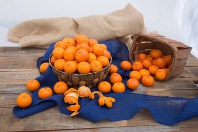 Stylized Mandarins
