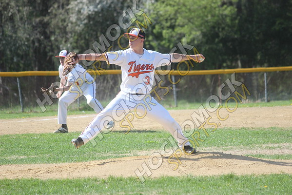 North Attleboro - Taunton Baseball - 05/08/15