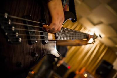 BLUNK - in the studio