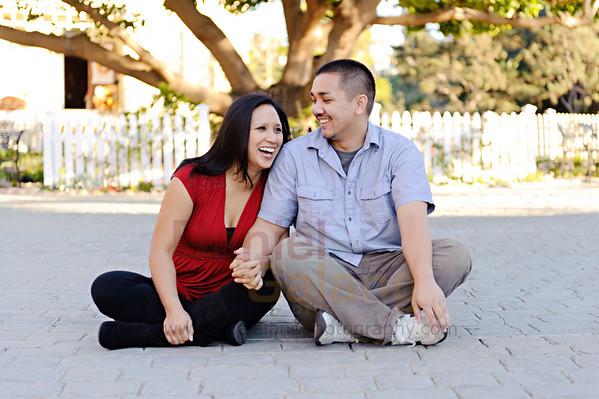Mark and Maya